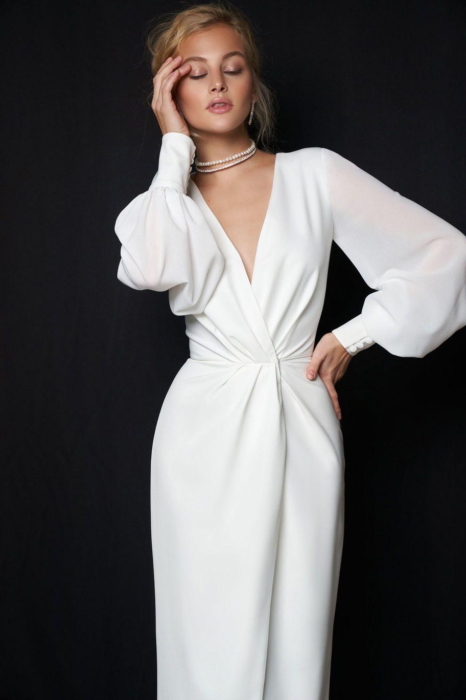 Свадебные платья для ЗАГСа по спеццене!